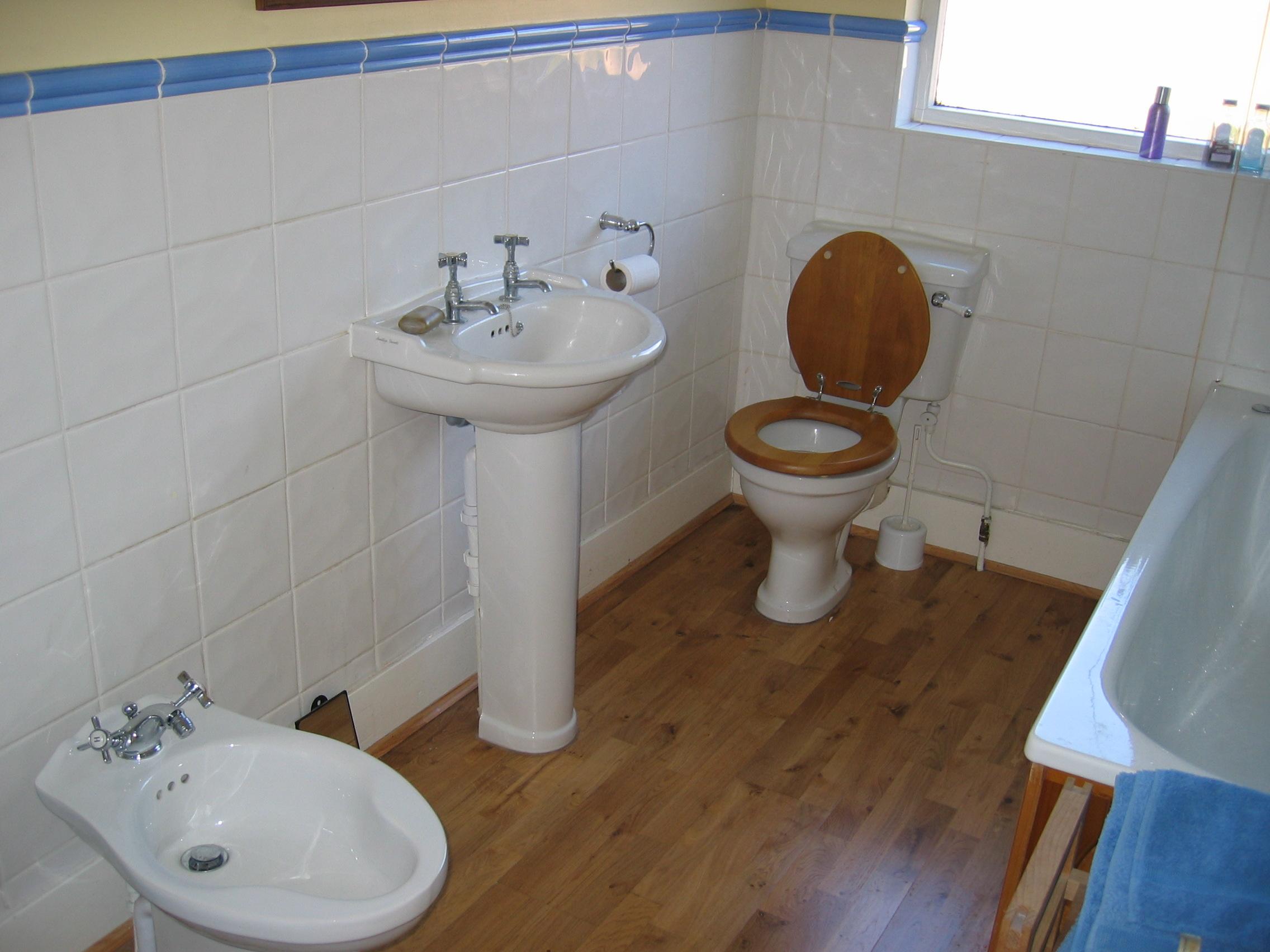 domestic plumbing